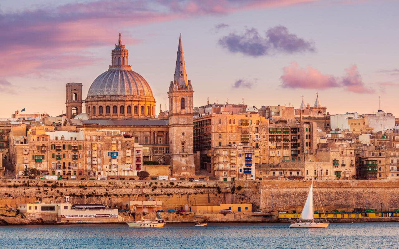 povrante avio karte iz Beograda za Maltu