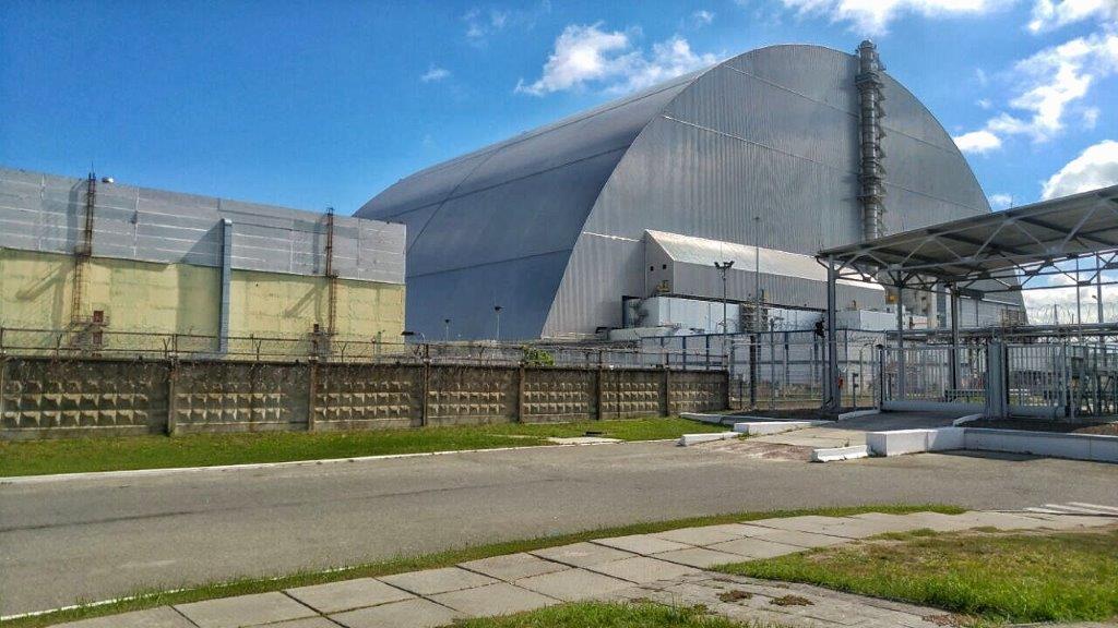 reaktor 4 u Černobilu