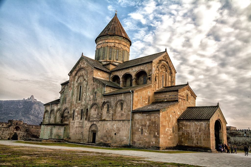 Mtskheta Svetiskoveli crkva