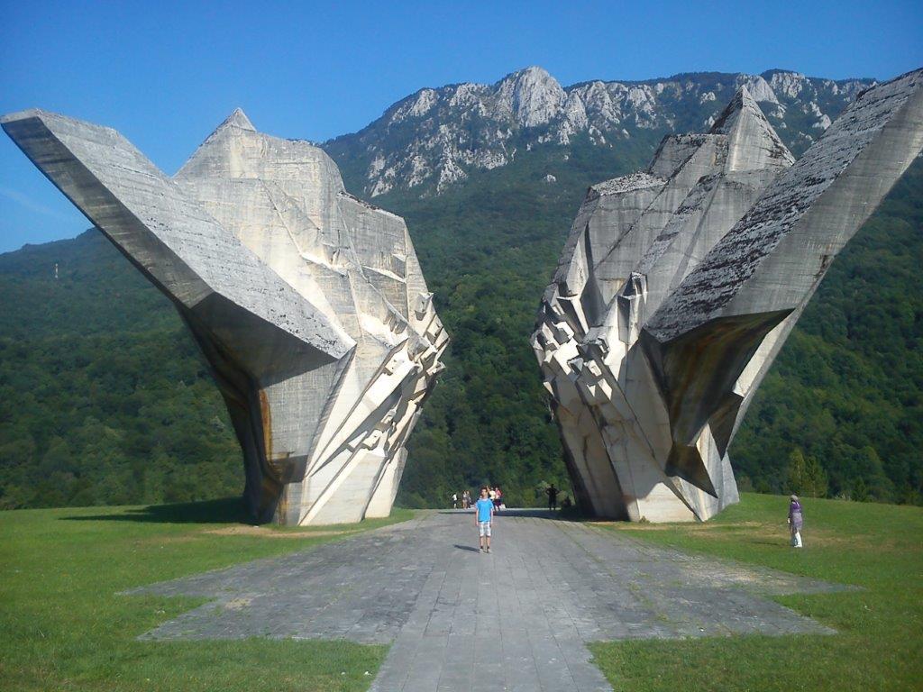 putovanje Balkanom