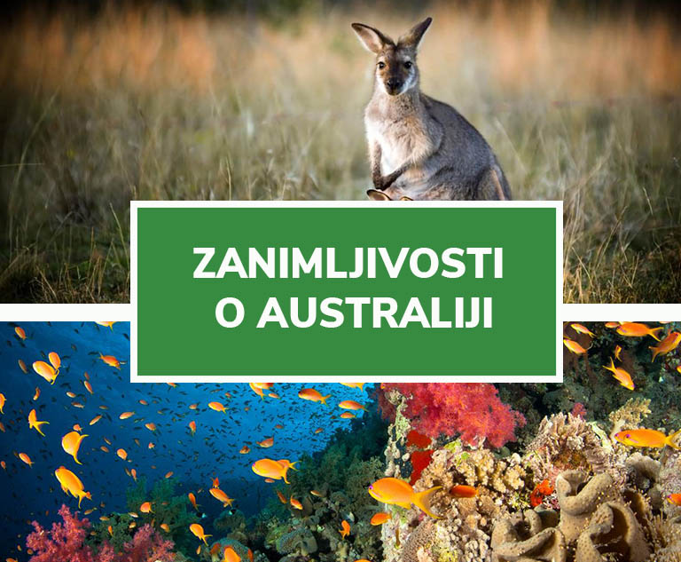zanimljivosti o Australiji