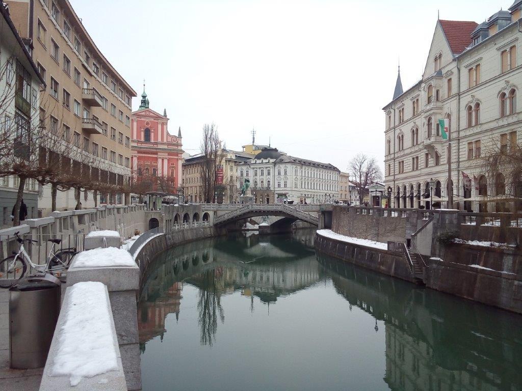 Ljubljana glavni grad Slovenije