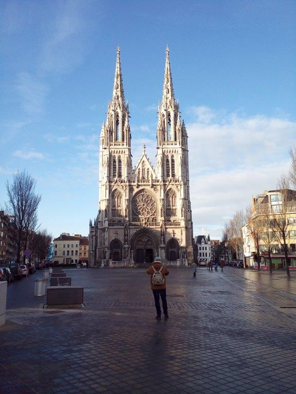 Ostende katedrala