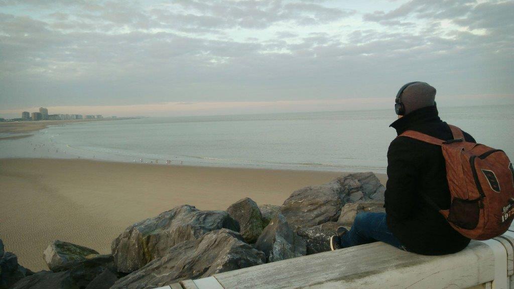 Ostende plaža