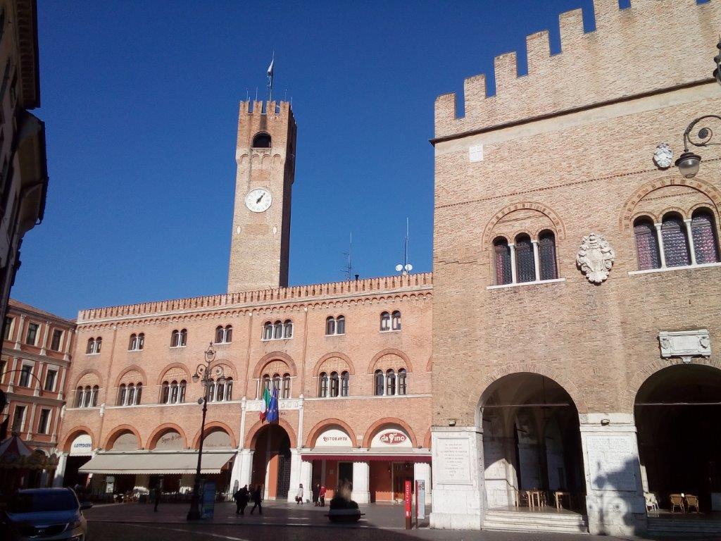 Treviso gradić u Italiji