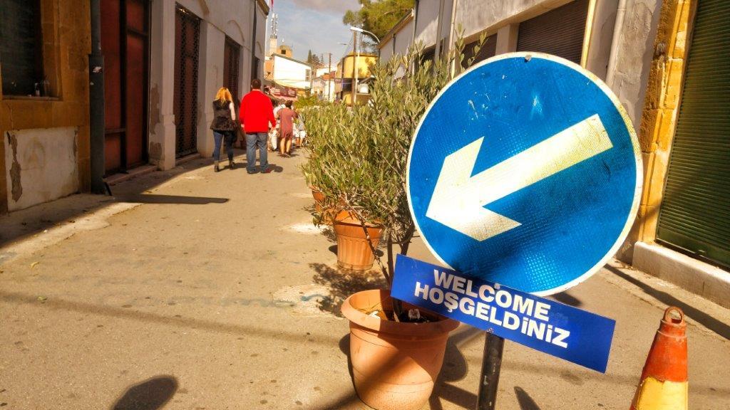 Granica u Nikoziji