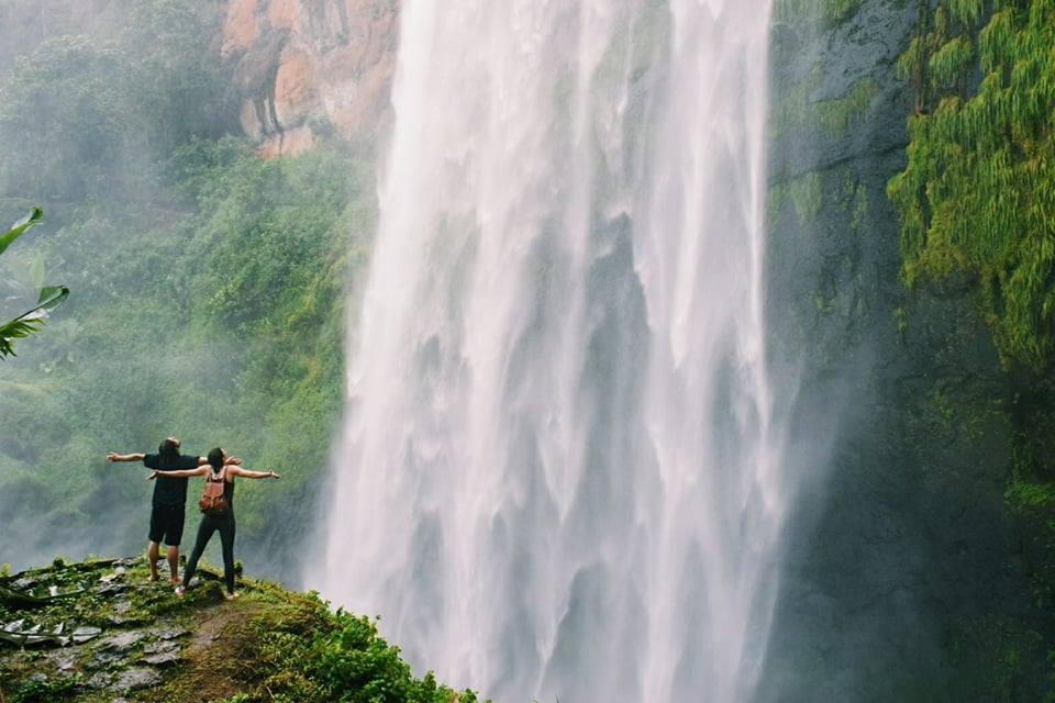 Sippi FallsUganda