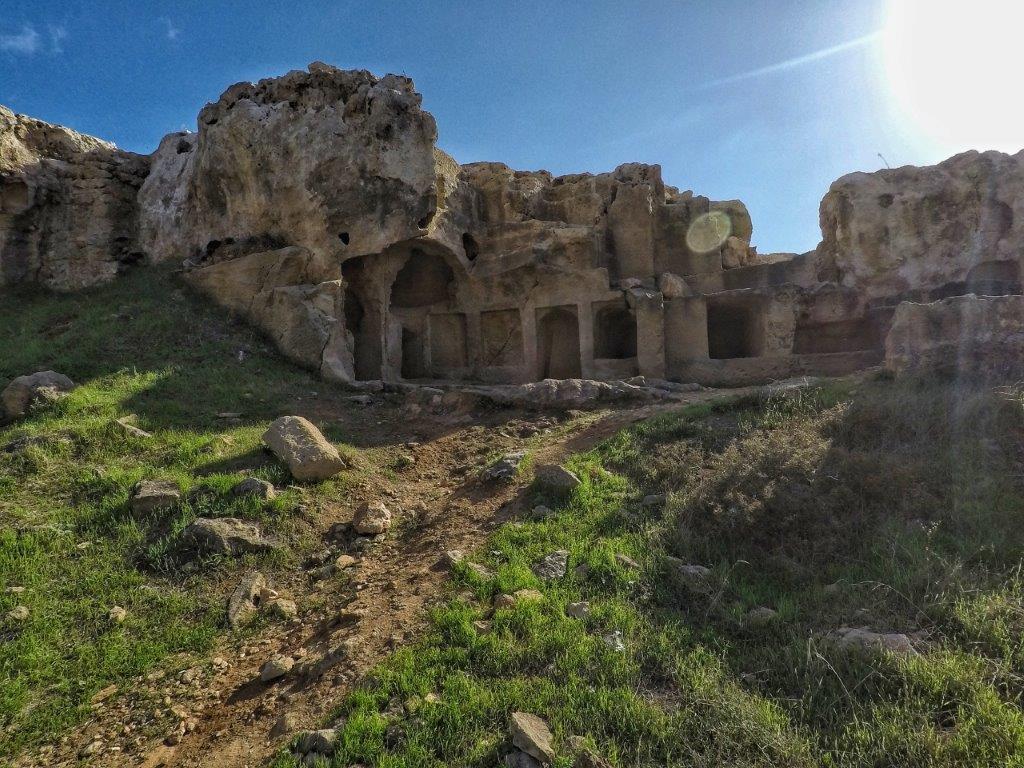 Grobnica kraljeva Pafos