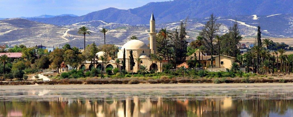 Hala Sultan Tekke džamija Larnaka