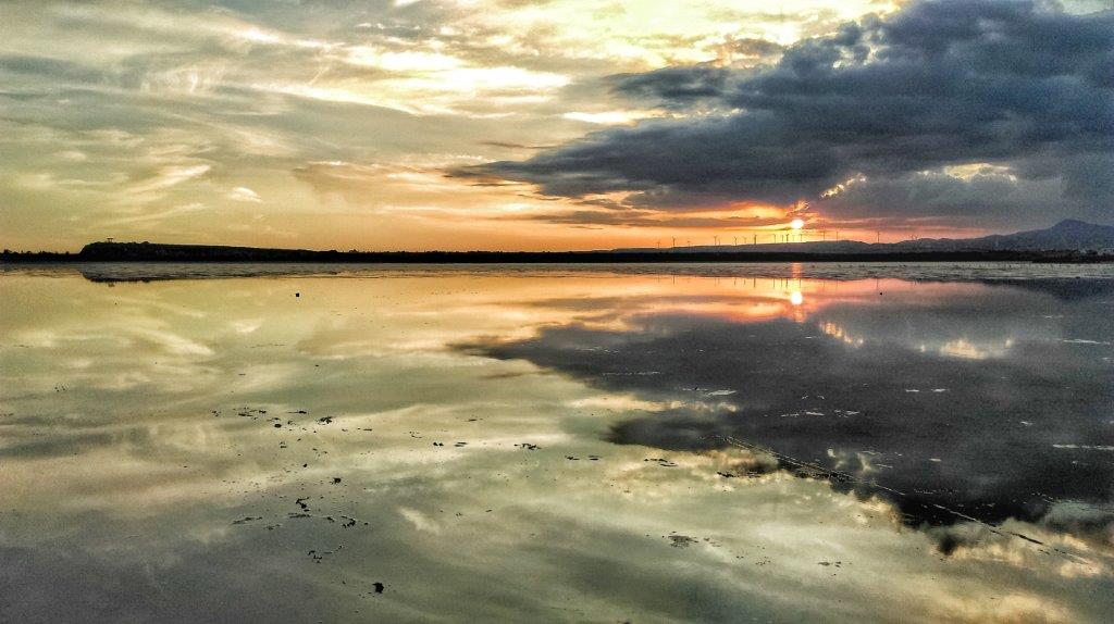 Slano jezero Larnaka