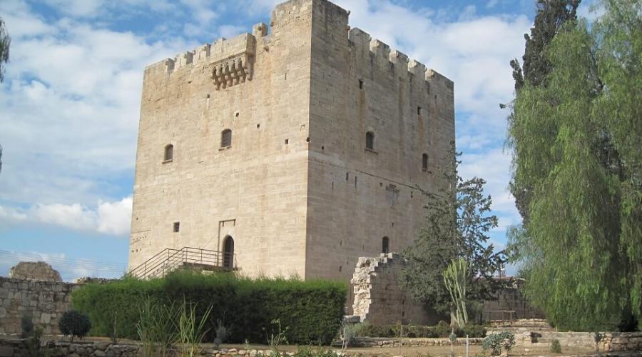 kolosi zamak