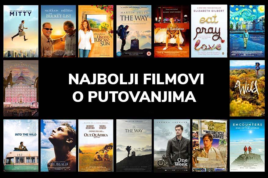 najbolji filmovi o putovanjima