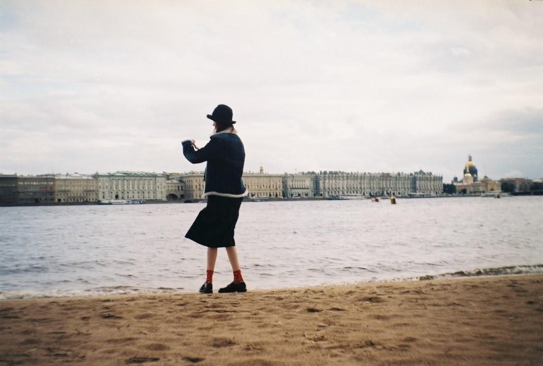 plaža Moskva