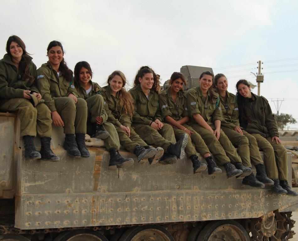ženska vojska u Izraelu