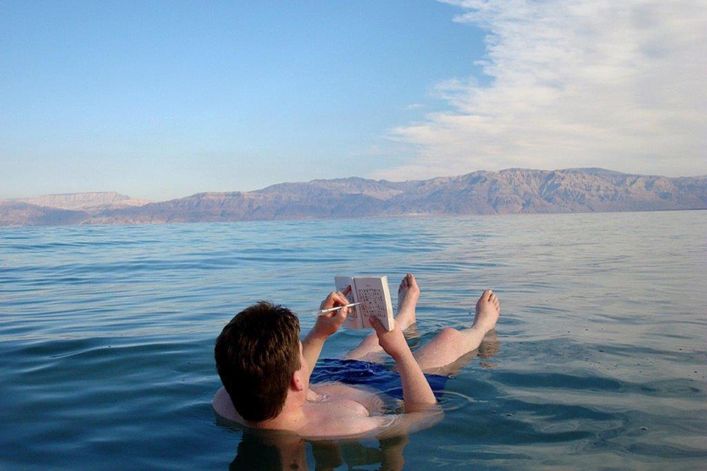 Mrtvo more - Zanimljivosti o Izraelu