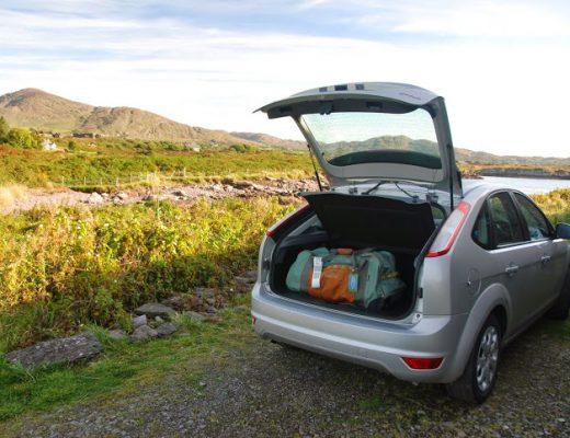 rent a car u Irskoj