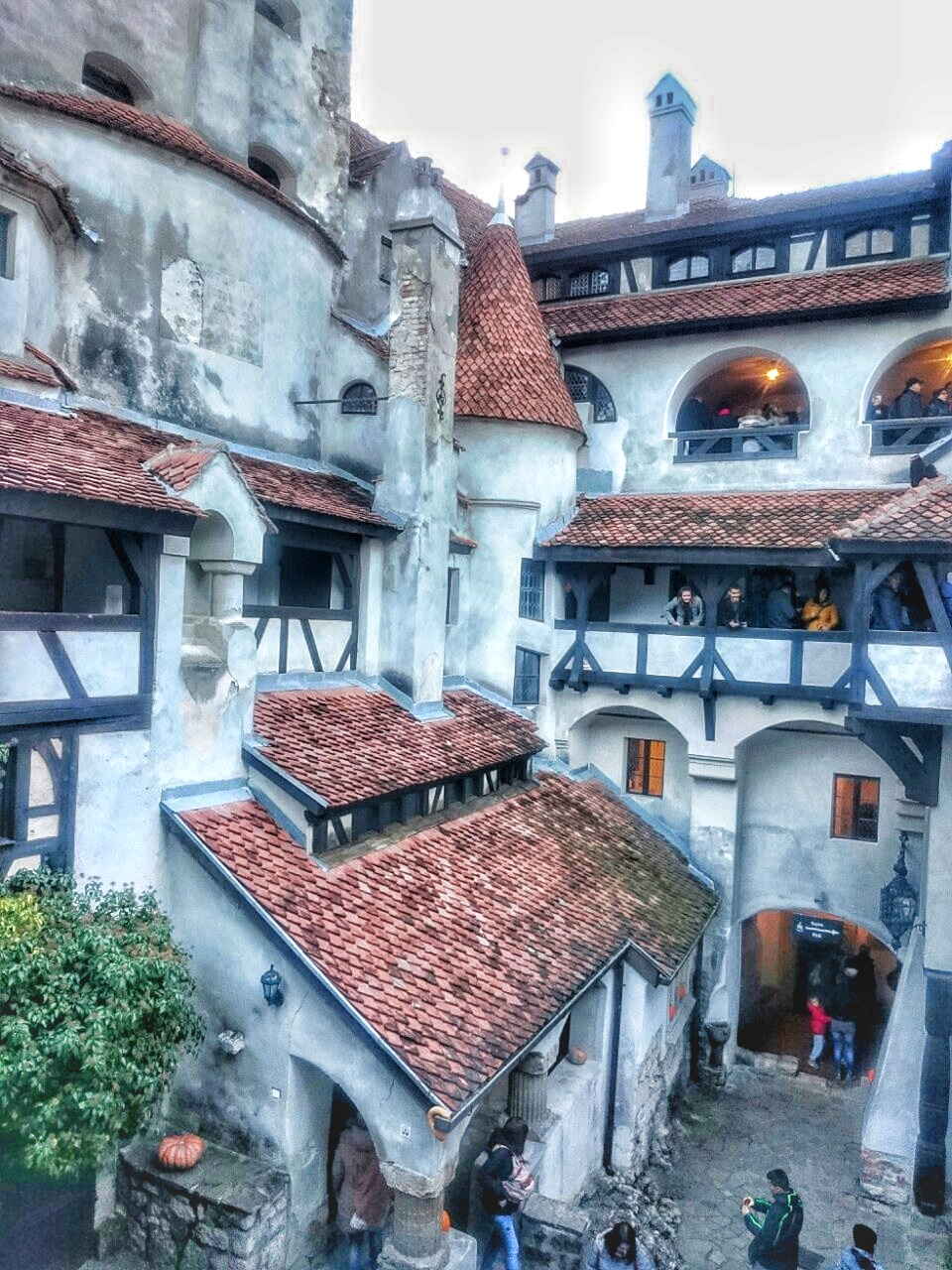 Dvorac u Rumuniji
