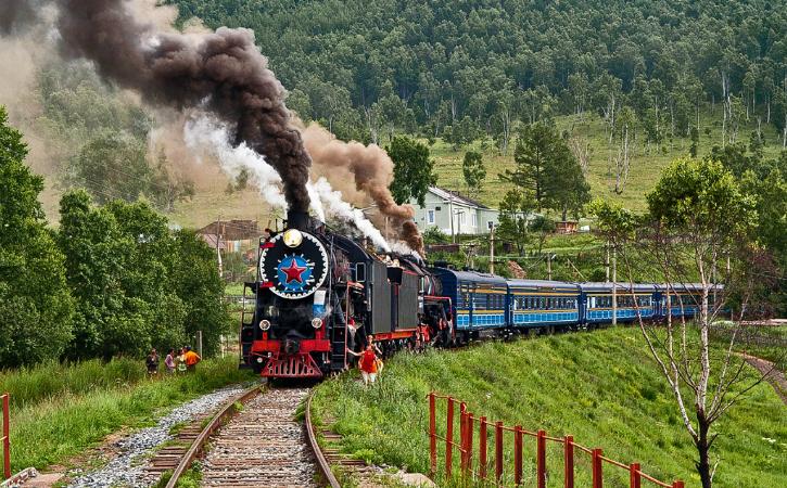 putovanje Transsibirskom željeznicom