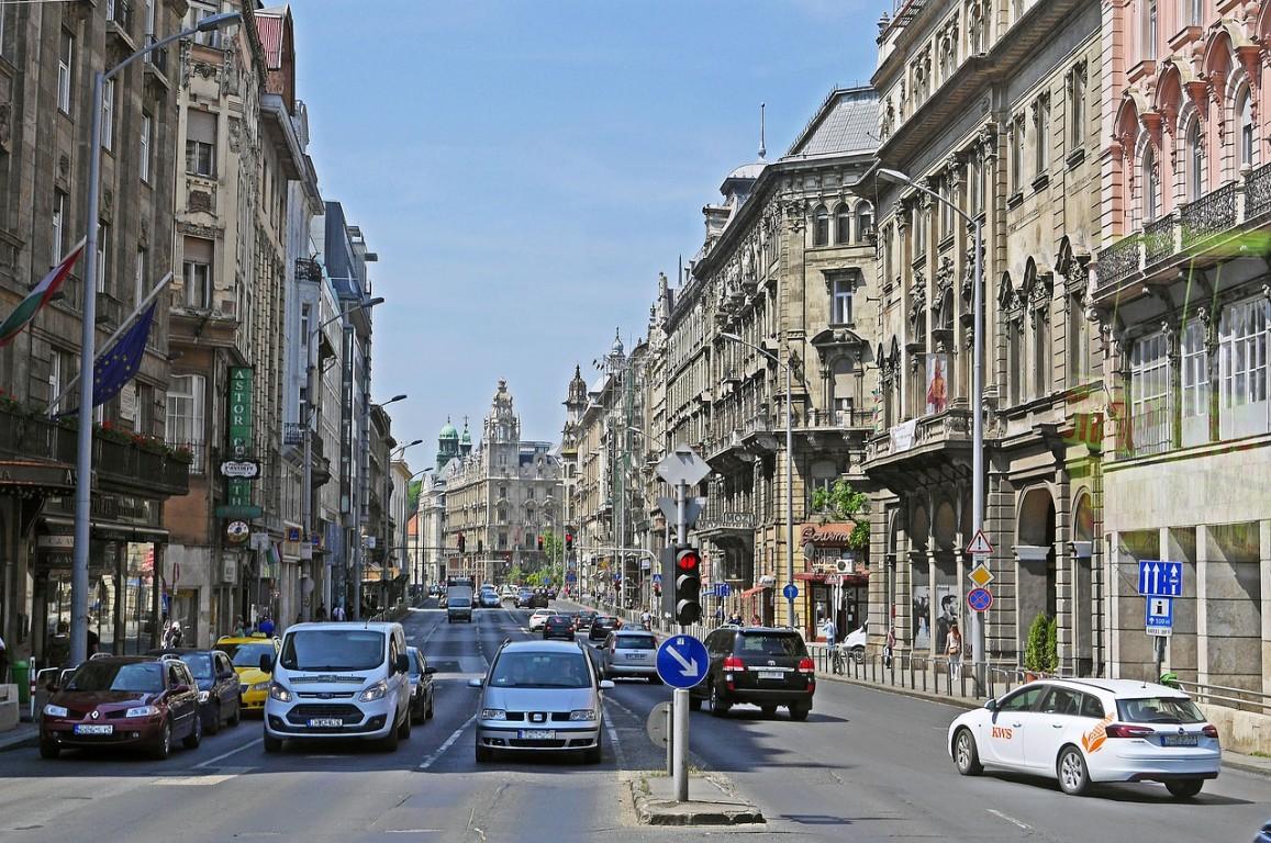 šoping u Budimpešti