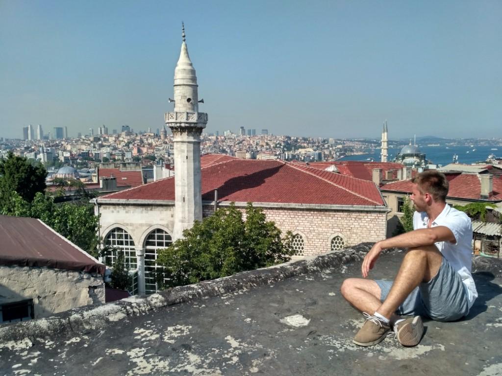 Putovanje do Turske autostopm
