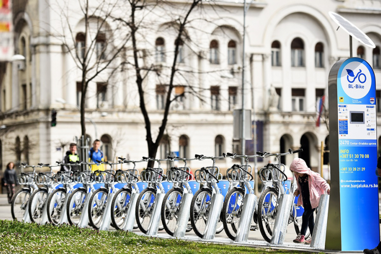 Banjaluka Bike sharing