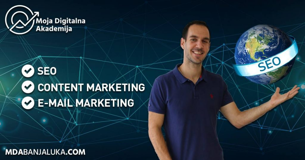 Seo marketing edukacija