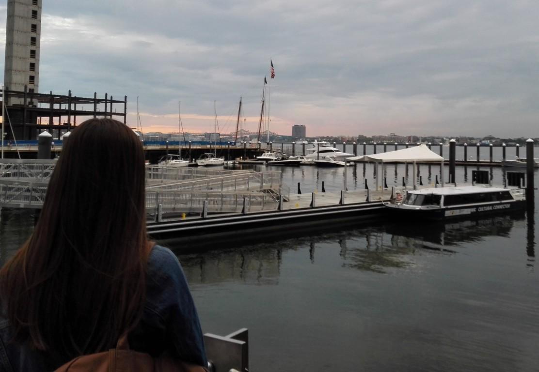 Panorama Bostona