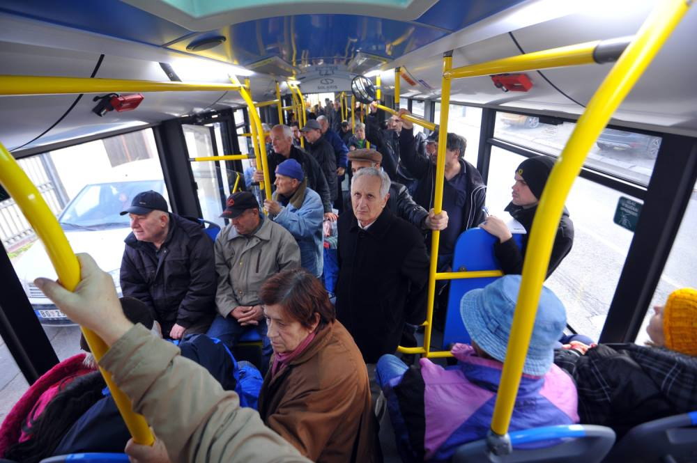 gradski prevoz Banja Luka