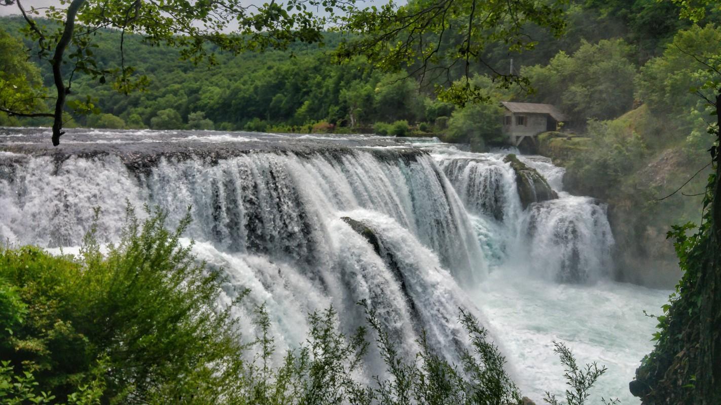 Vodopadi u Bihaću