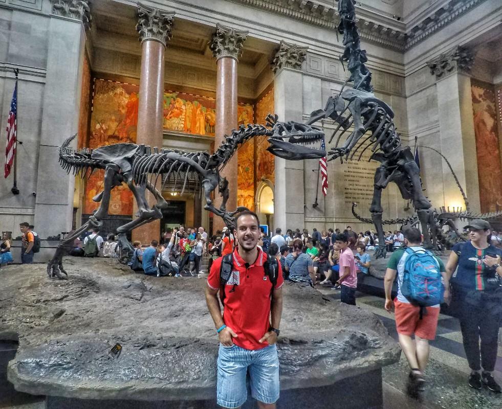 američki muzej prirodne umjetnosti