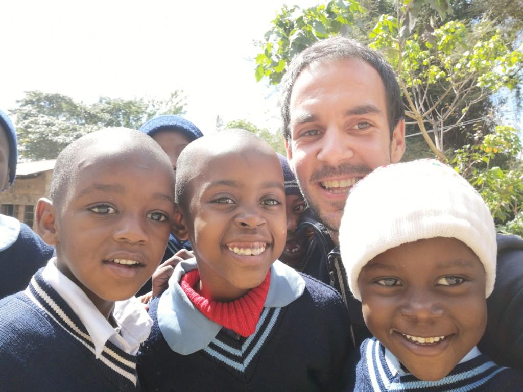 volontiranje u Africi