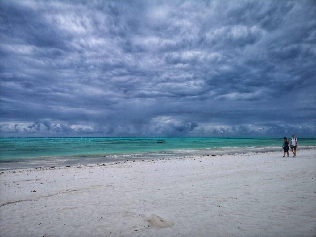 Jambiani plaža