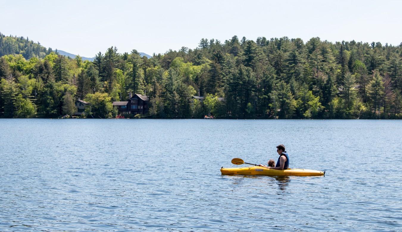 Lake placid jezero