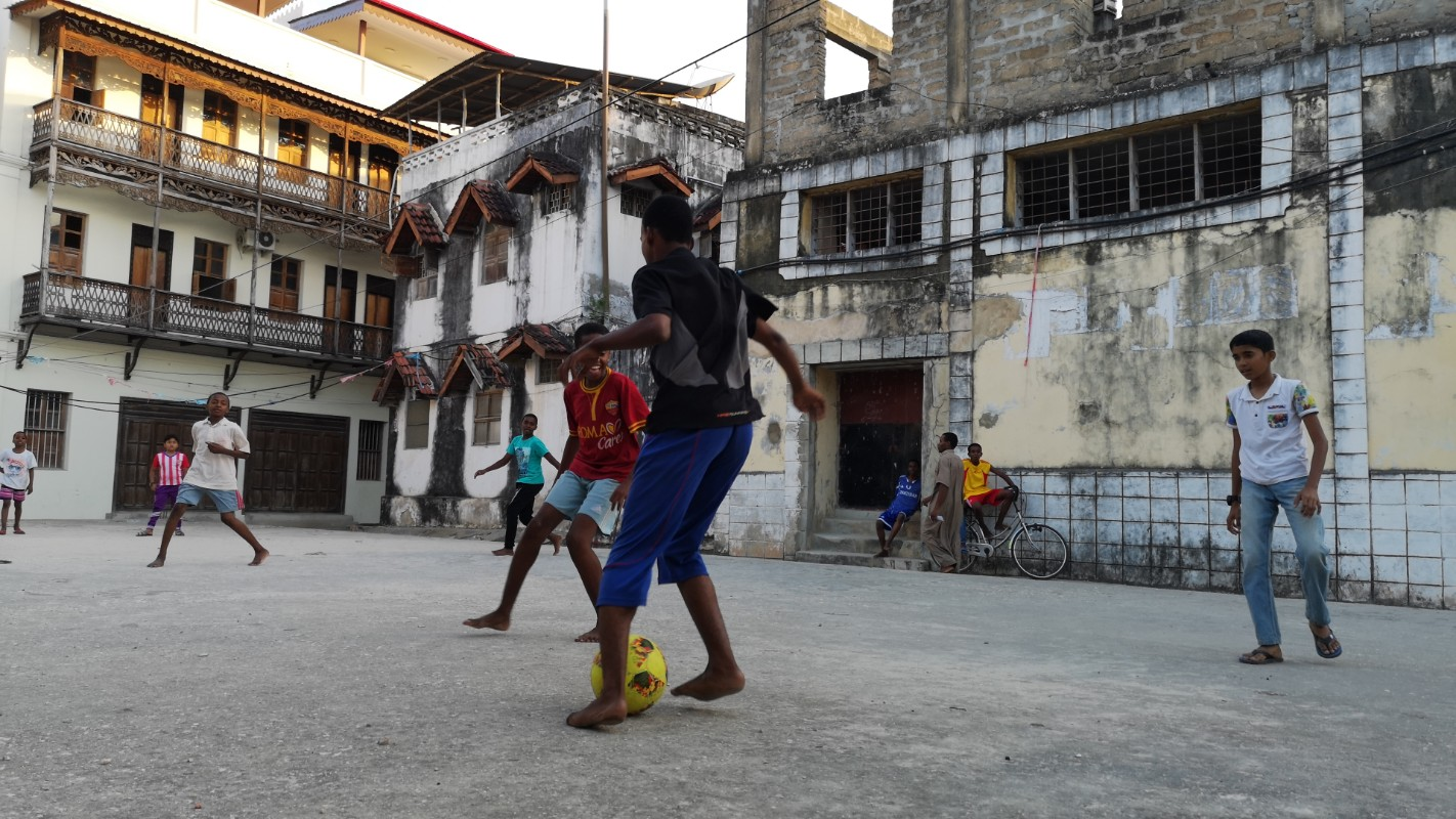 fudbal u Africi