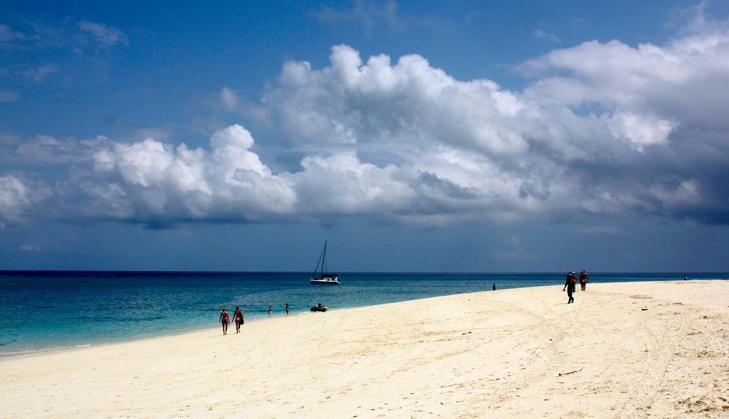 kendwa plaža