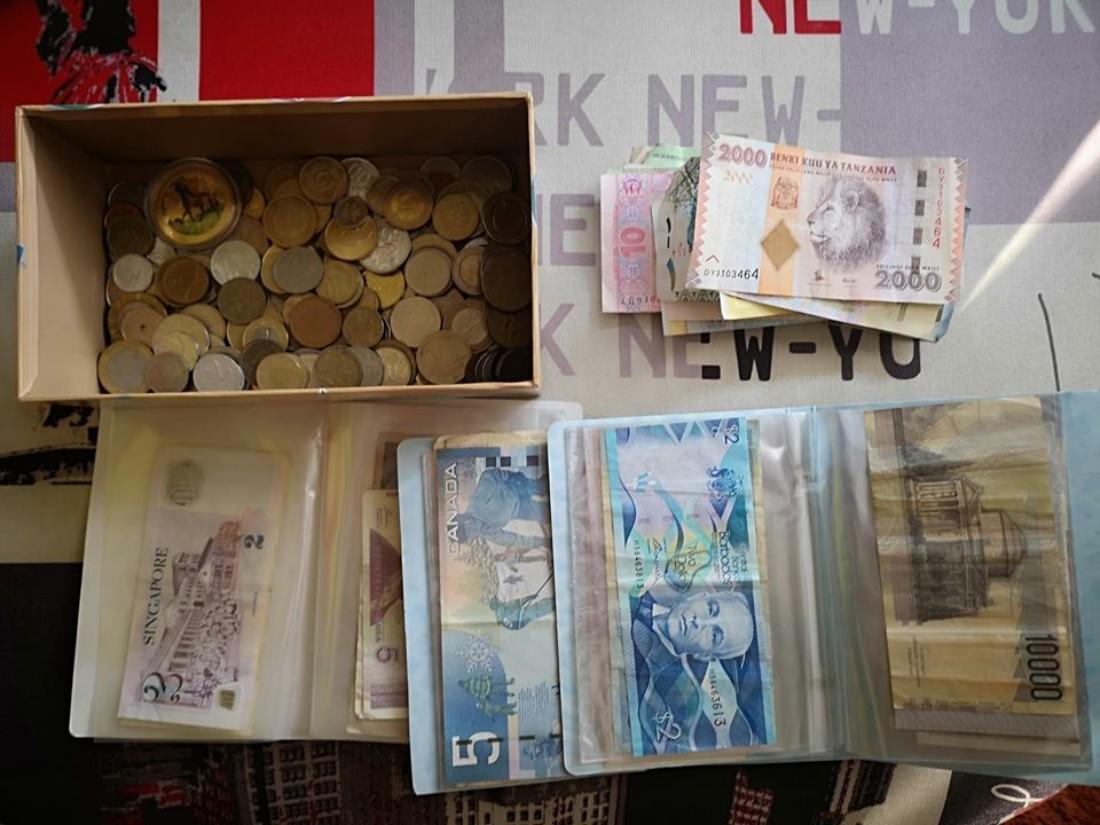 sakupljanje novčanica