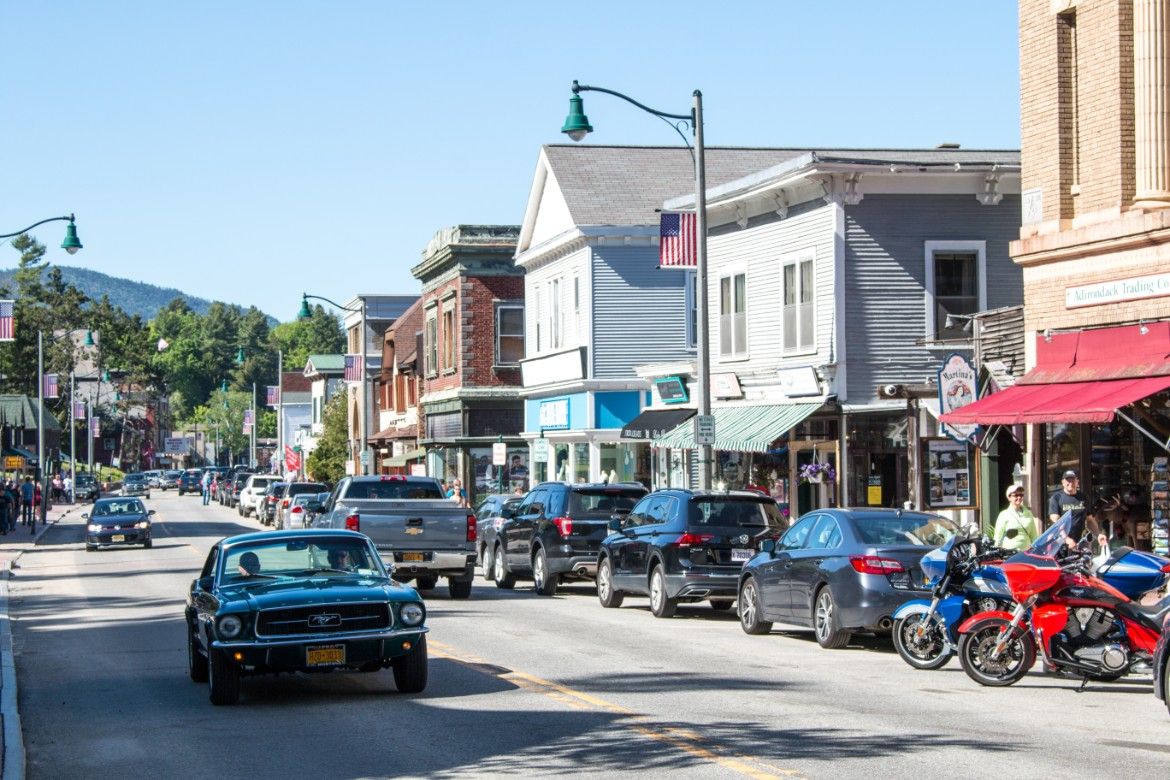 work and travel Lake Placid