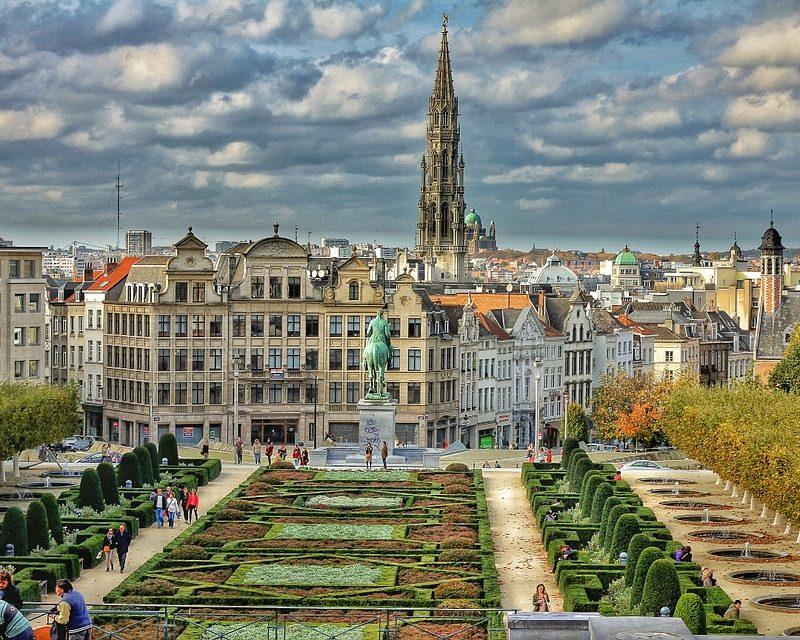 brisel Belgija