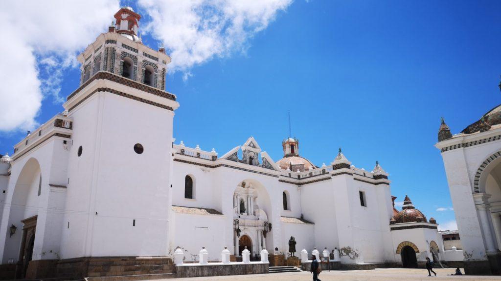 Kopakabana Bolivija Bijela Crkva