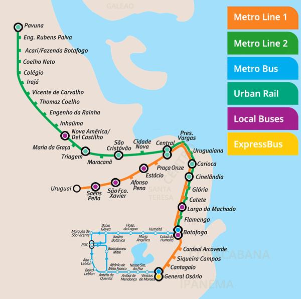 metro mapa Rija