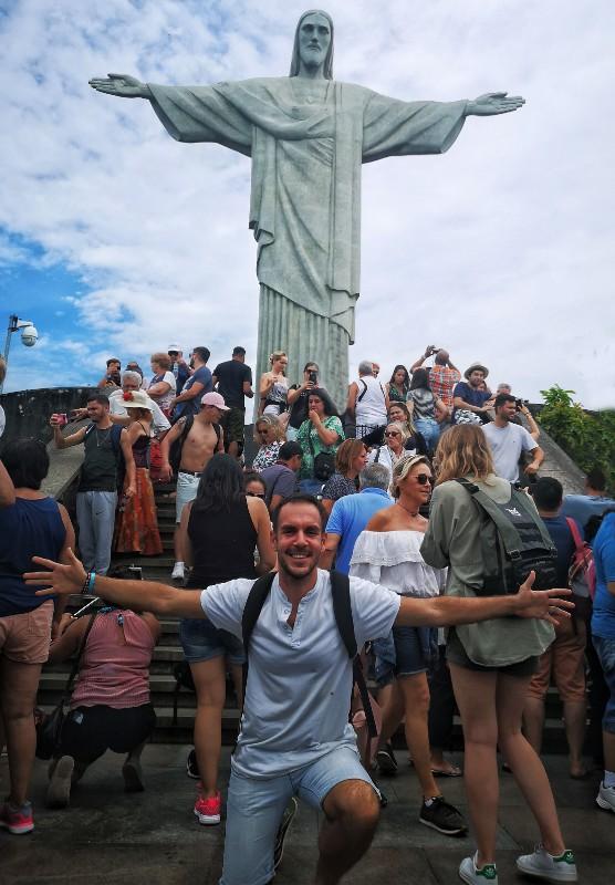Statua Isusa Rio