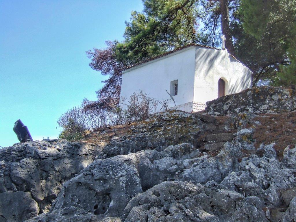 Crkva u Grčkoj