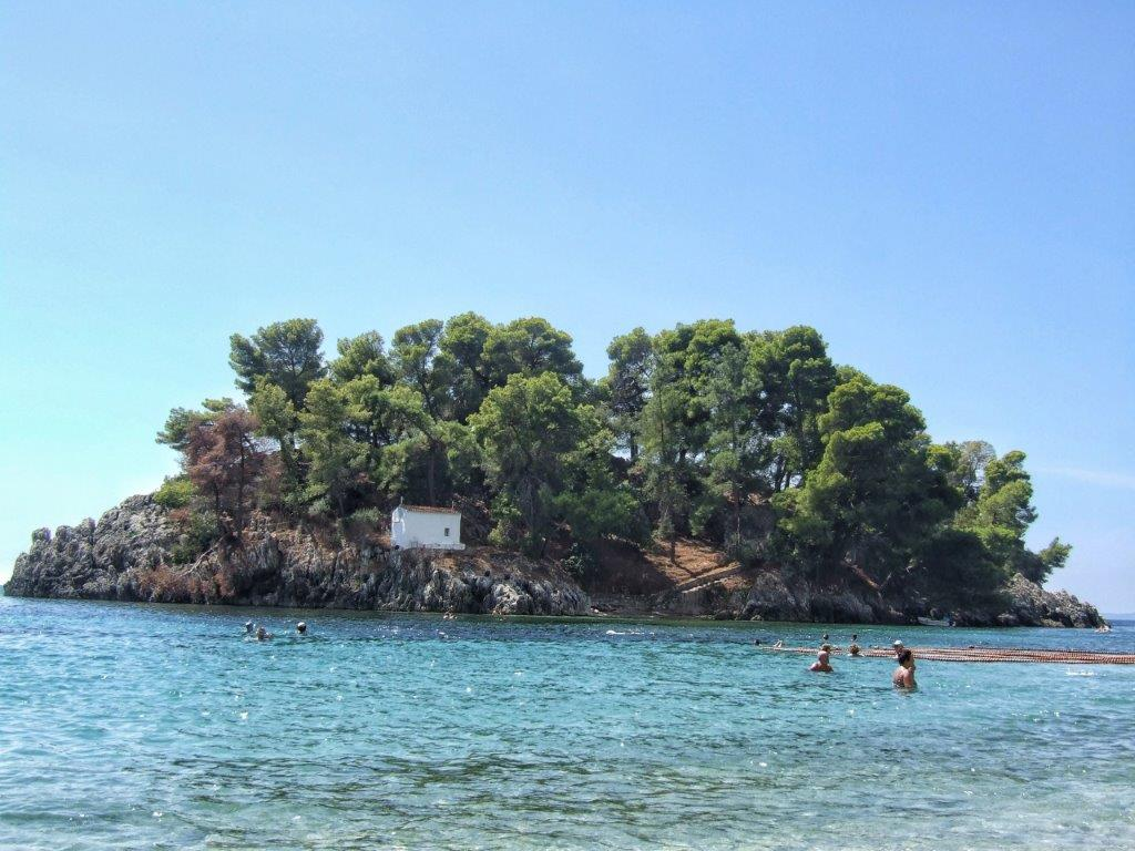 Ostrvo u Pargi