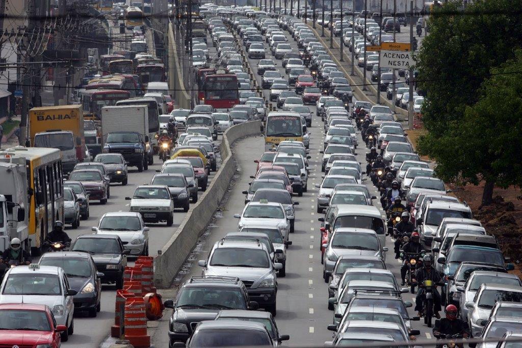 Sao Paolo saobraćaj