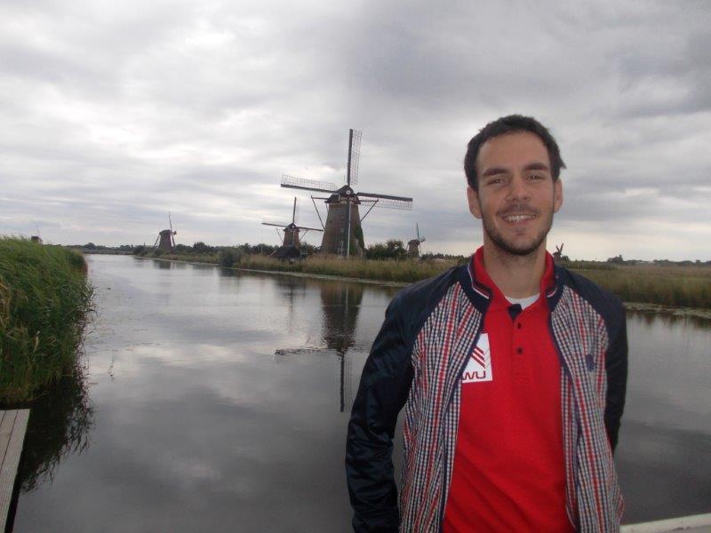 Obilazak Holandije