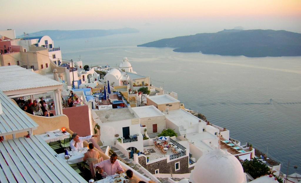Avio karte za Santorini