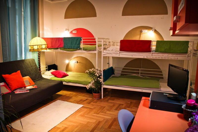 hostel je jeftini način putovanja