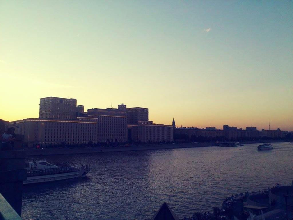 zalazak sunca u Rusiji