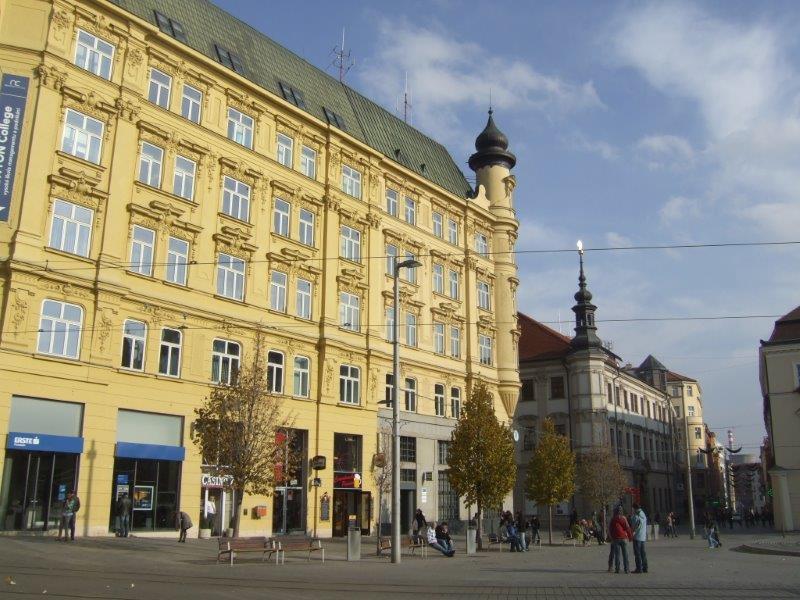 Brno centar grada