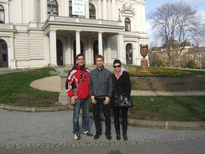 Prijatelji u Brnu